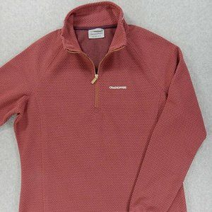 Craghoppers 1/2 Zip Midweight Fleece Pullover